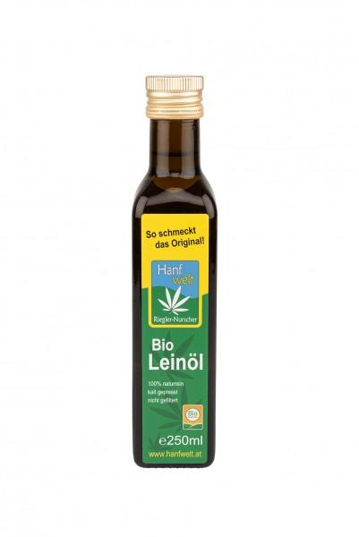 Bio Leinöl