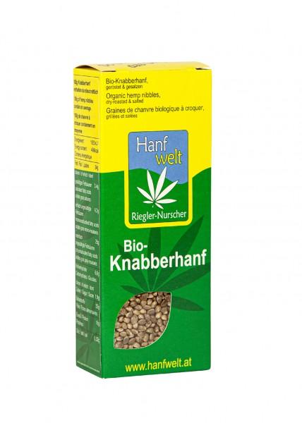 Bio Knabberhanf