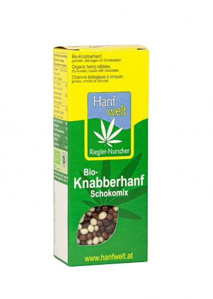 Bio Knabberhanf Schoko-MIX